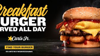 Burger Pioneers Bump Frat Boys from The Carl's Jr. Menu