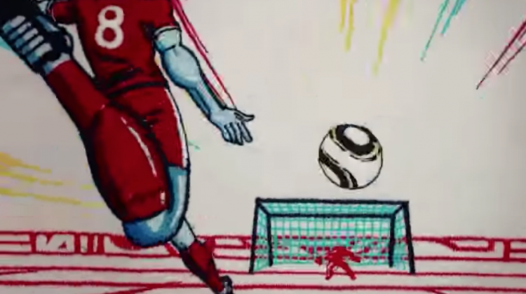 BBC Creative Weaves A World Cup Tapestry for All Time
